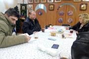 20 февраля в с. Узюково прошла информационная встреча «Эффективные инструменты сбора средств для НКО. Проектная деятельность»