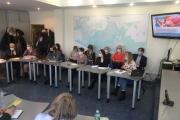 В Тольятти 4 февраля прошел круглый стол «Социальная поддержка людей, в том числе женщин, оказавшихся в трудной жизненной ситуации. Перспективы развития и проблемы в Самарском регионе»
